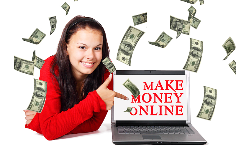 Make Online Money from Websites